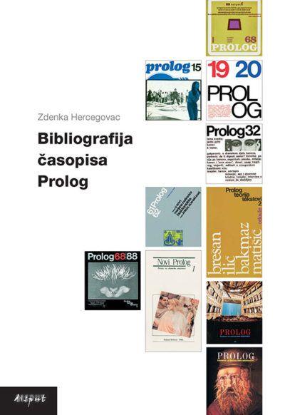 BIBLIOGRAFIJA ČASOPISA PROLOG