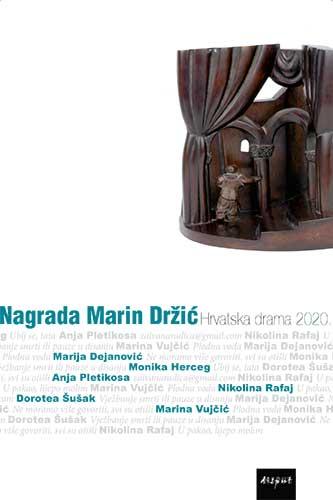 NAGRADA MARIN DRŽIĆ. Hrvatska drama 2020.